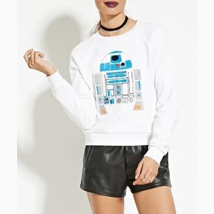 Sweaters - STAR WARS - R2D2 pull over sweater
